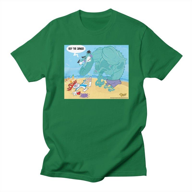 Hulk vs Punchy Men's T-Shirt by righthemispherelaboratory's Shop