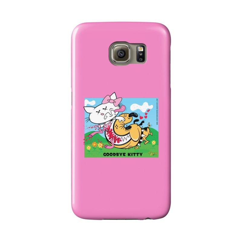 Goodbye Kitty Accessories Phone Case by righthemispherelaboratory's Shop