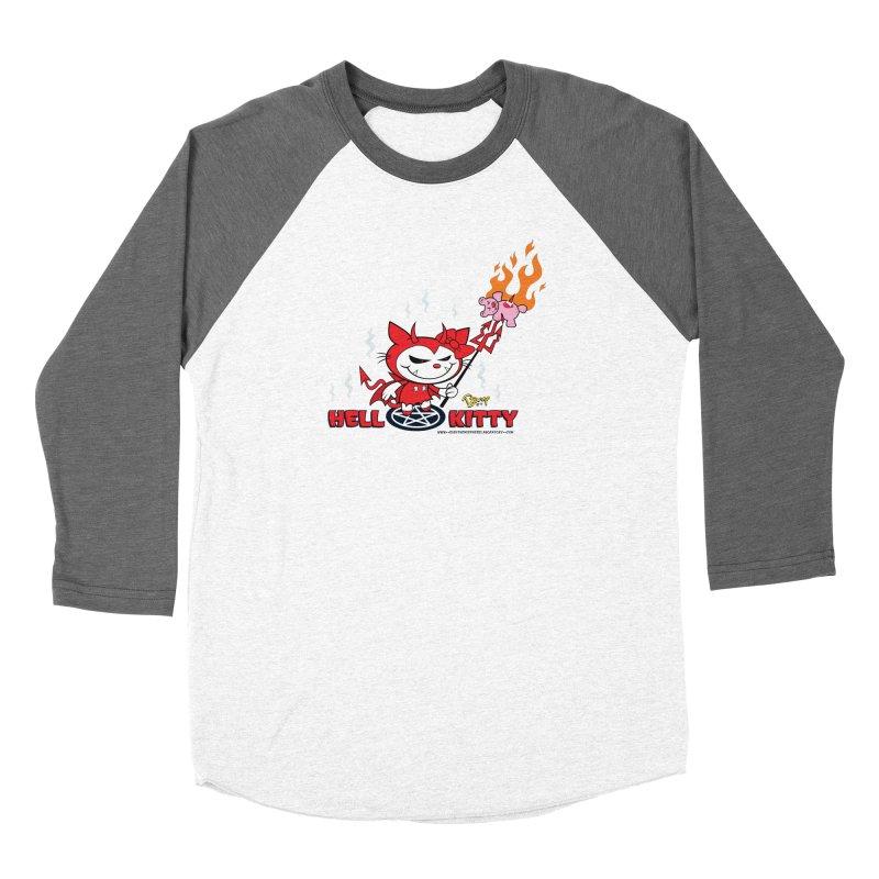 Hell Kitty Women's Longsleeve T-Shirt by righthemispherelaboratory's Shop