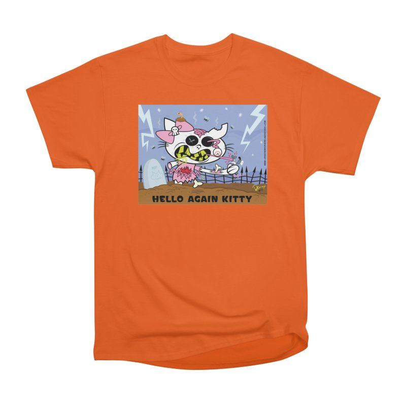 Hello Again Kitty Women's T-Shirt by righthemispherelaboratory's Shop