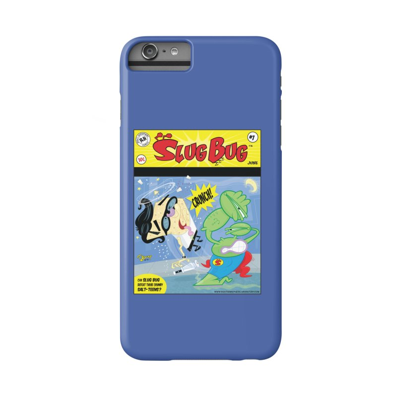 SlugBug Accessories Phone Case by righthemispherelaboratory's Shop