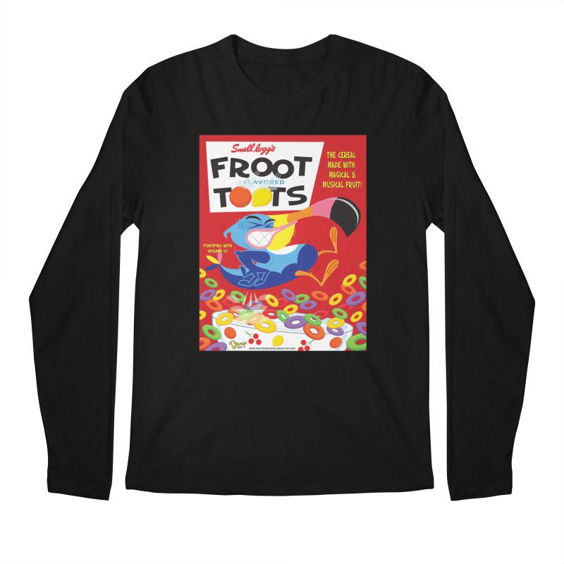 Froot Toots Men's Regular Longsleeve T-Shirt by righthemispherelaboratory's Shop