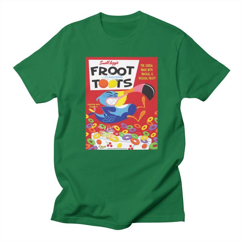 Froot Toots Men's T-Shirt by righthemispherelaboratory's Shop