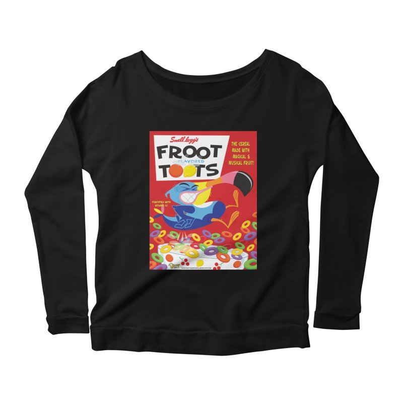 Froot Toots Women's Longsleeve T-Shirt by righthemispherelaboratory's Shop