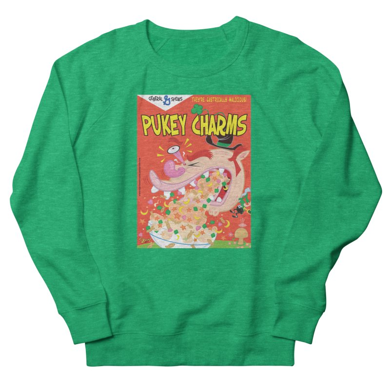 Pukey Charms Women's Sweatshirt by righthemispherelaboratory's Shop
