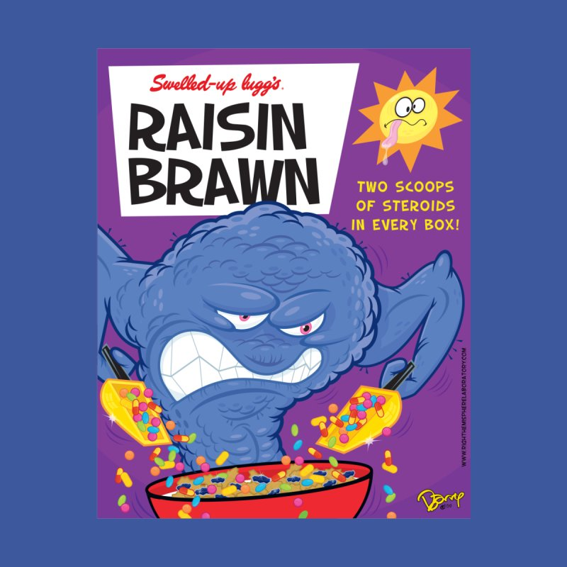 Raisin Brawn Accessories Phone Case by righthemispherelaboratory's Shop