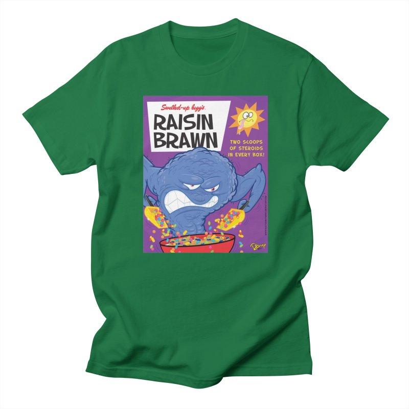 Raisin Brawn Men's T-Shirt by righthemispherelaboratory's Shop