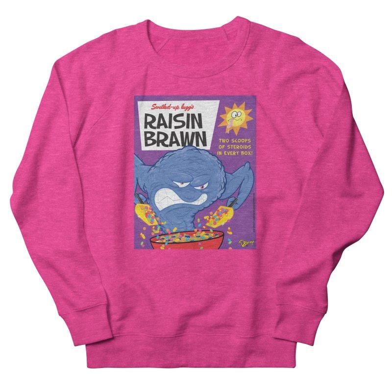 Raisin Brawn Women's Sweatshirt by righthemispherelaboratory's Shop
