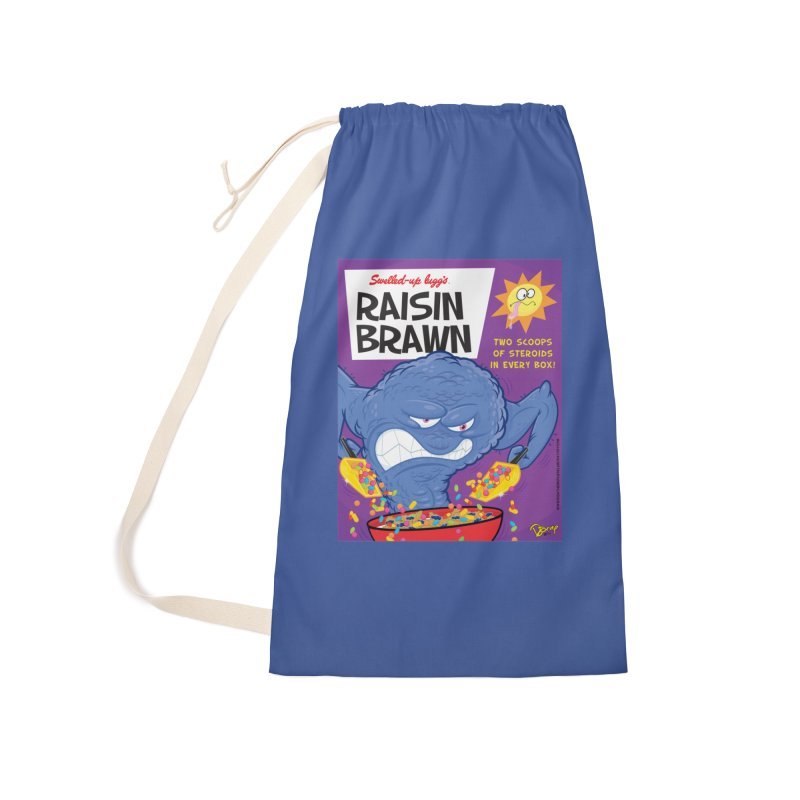 Raisin Brawn Accessories Bag by righthemispherelaboratory's Shop