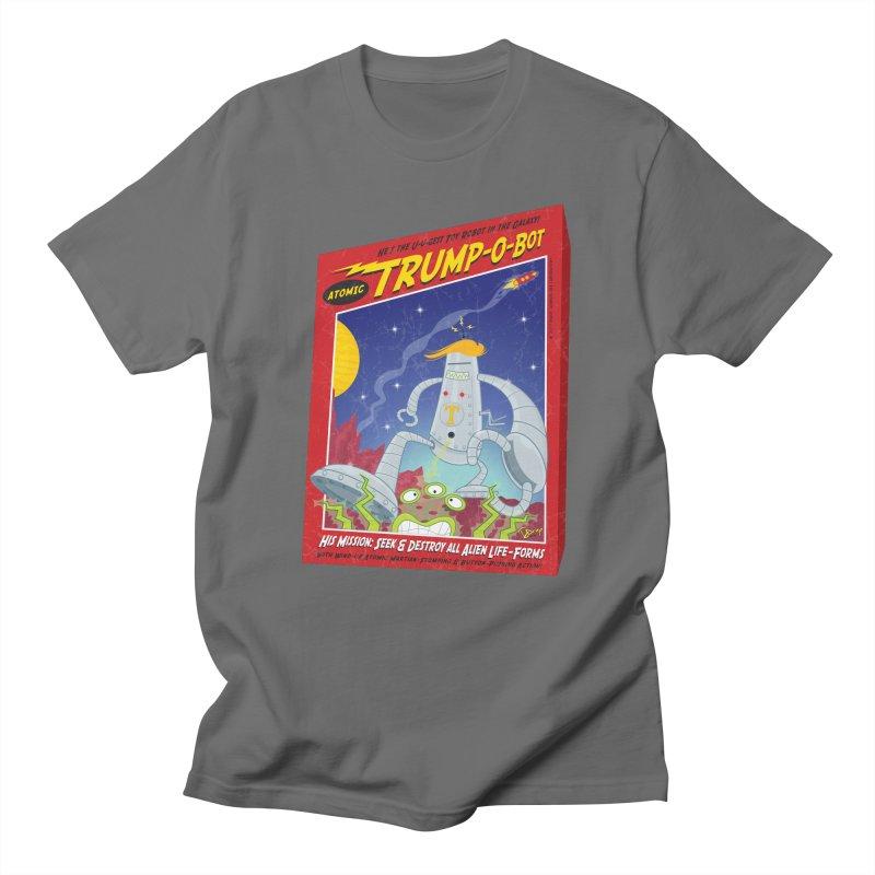 Trump-O-Bot Women's T-Shirt by righthemispherelaboratory's Shop