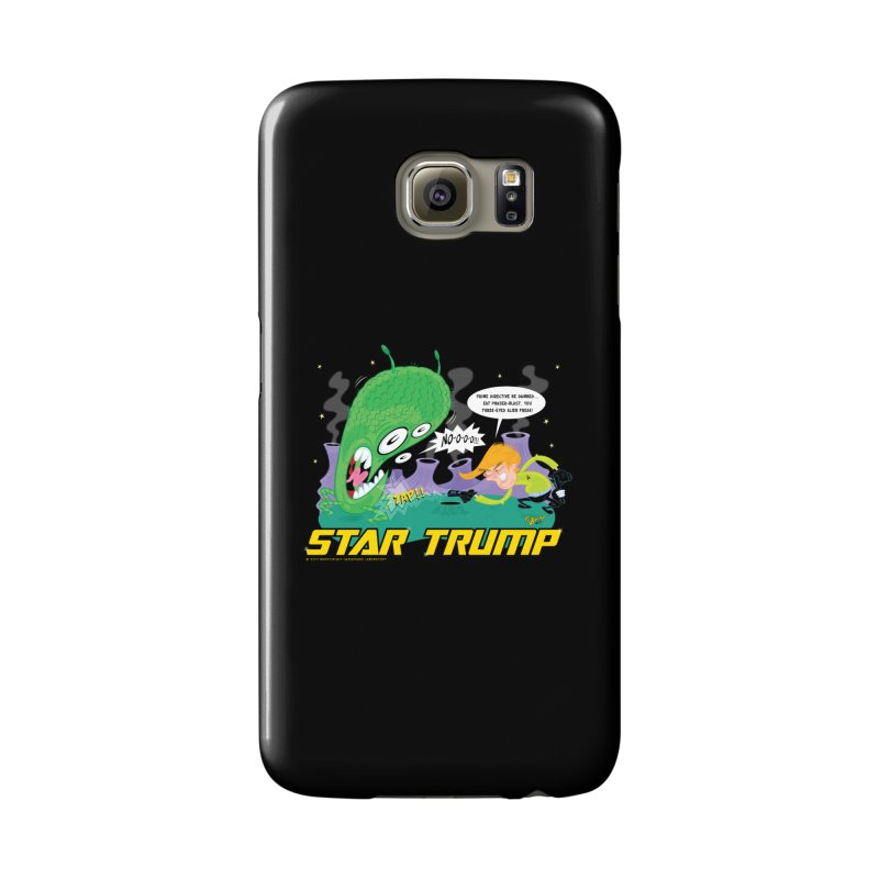 Star Trump Accessories Phone Case by righthemispherelaboratory's Shop