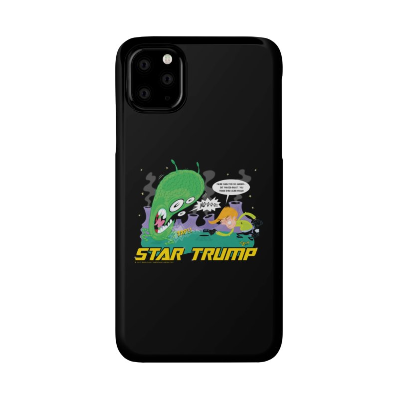 Star Trump Accessories Phone Case by righthemispherelaboratory's Shop