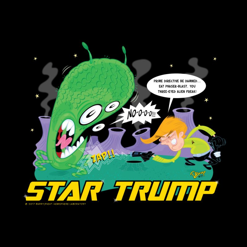 Star Trump Women's Zip-Up Hoody by righthemispherelaboratory's Shop