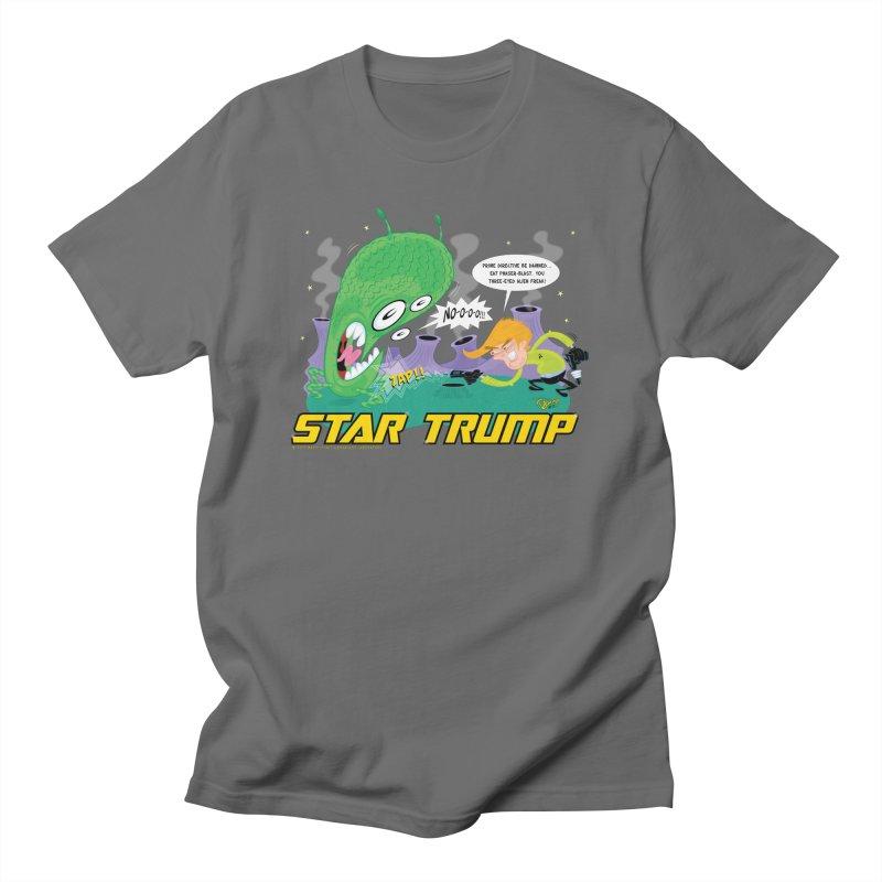 Star Trump Men's T-Shirt by righthemispherelaboratory's Shop