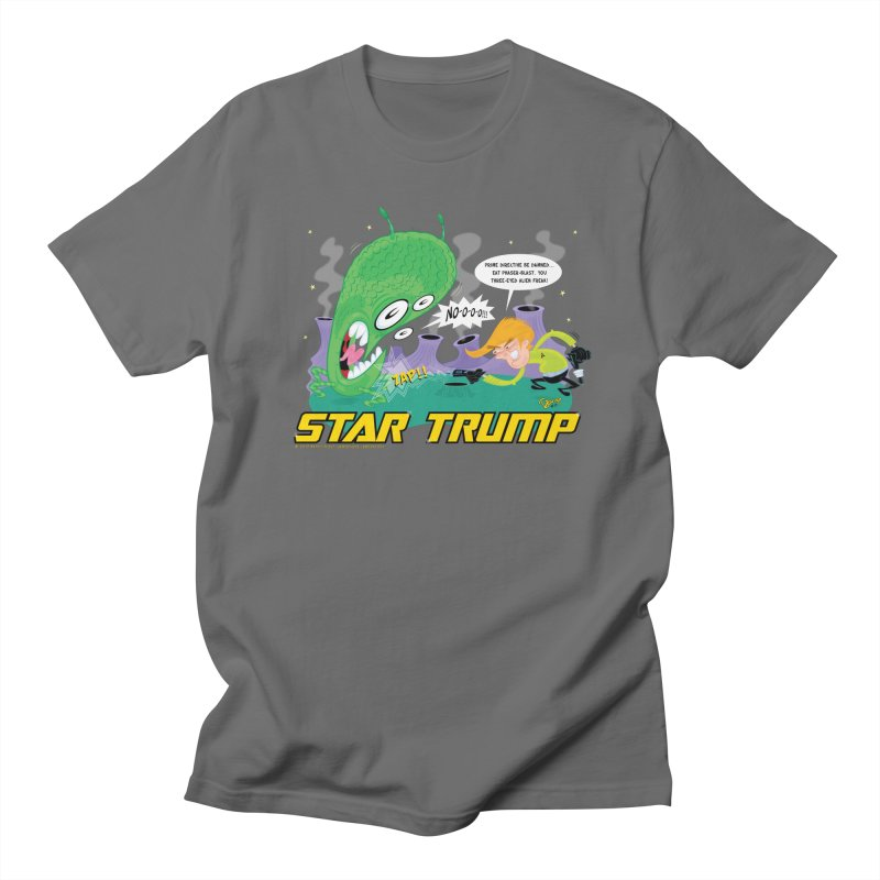 Star Trump Women's T-Shirt by righthemispherelaboratory's Shop