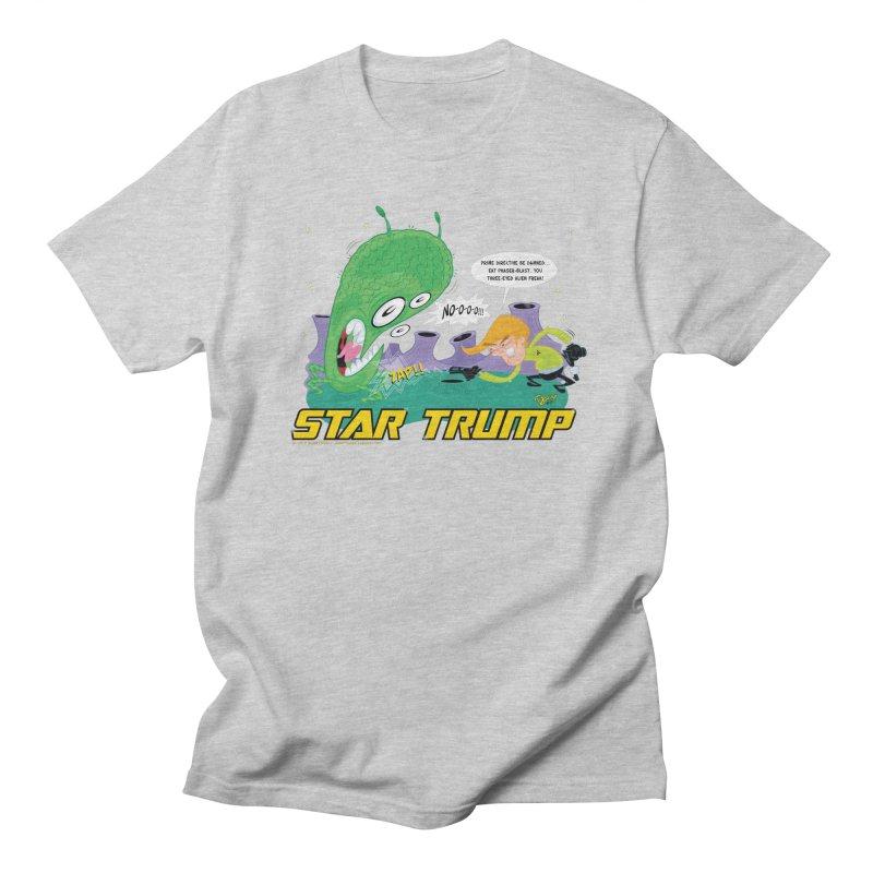 Star Trump Women's T-Shirt by righthemispherelaboratory's Shop