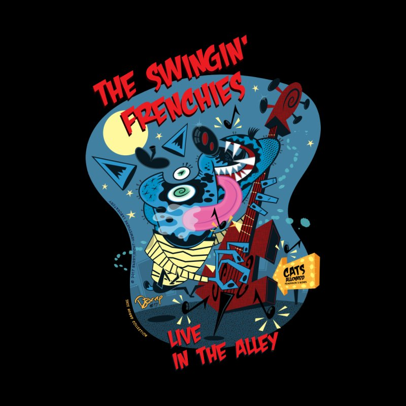 The Swingin' Frenchies Men's T-Shirt by righthemispherelaboratory's Shop