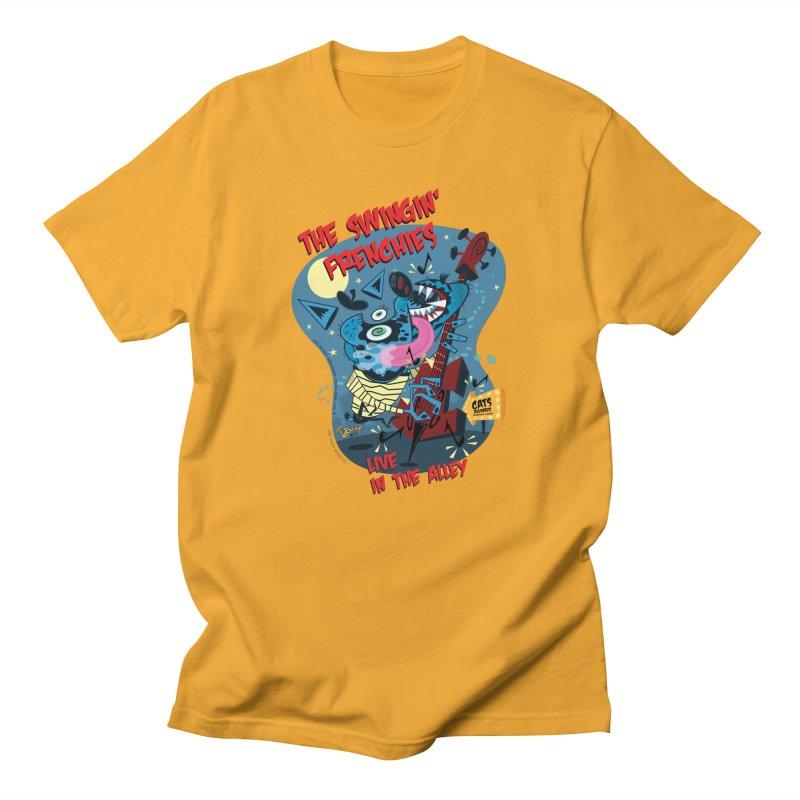 The Swingin' Frenchies Women's T-Shirt by righthemispherelaboratory's Shop