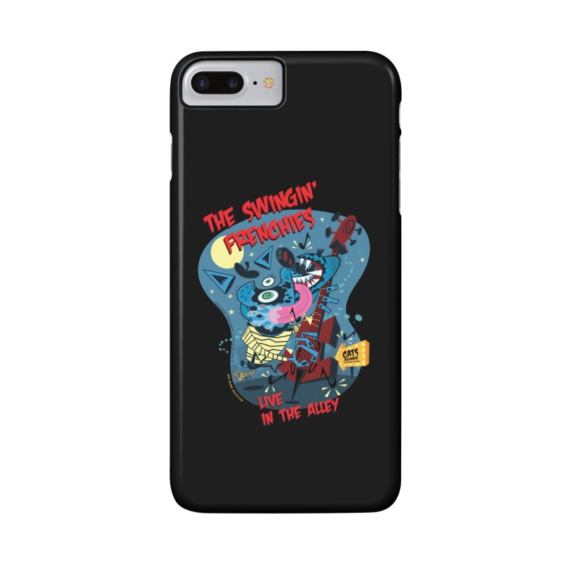 The Swingin' Frenchies Accessories Phone Case by righthemispherelaboratory's Shop