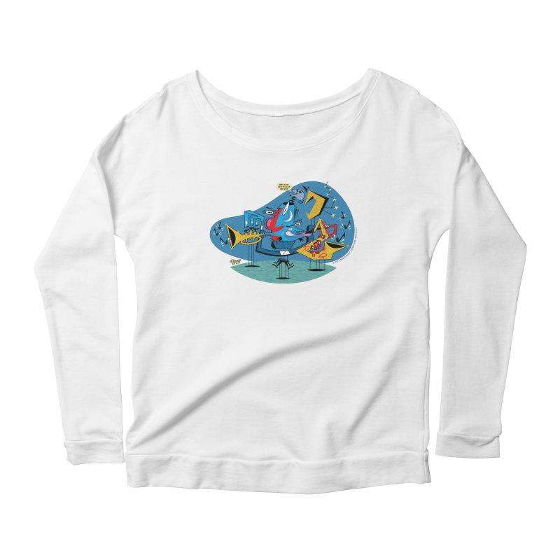 Trading Fours Women's Longsleeve T-Shirt by righthemispherelaboratory's Shop