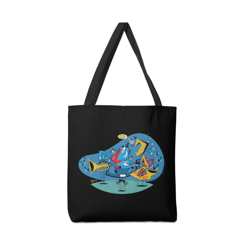 Trading Fours Accessories Bag by righthemispherelaboratory's Shop