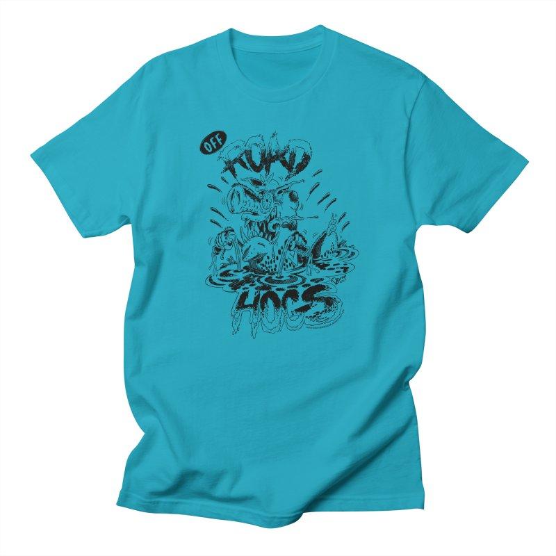 Off-Road Hogs Women's T-Shirt by righthemispherelaboratory's Shop