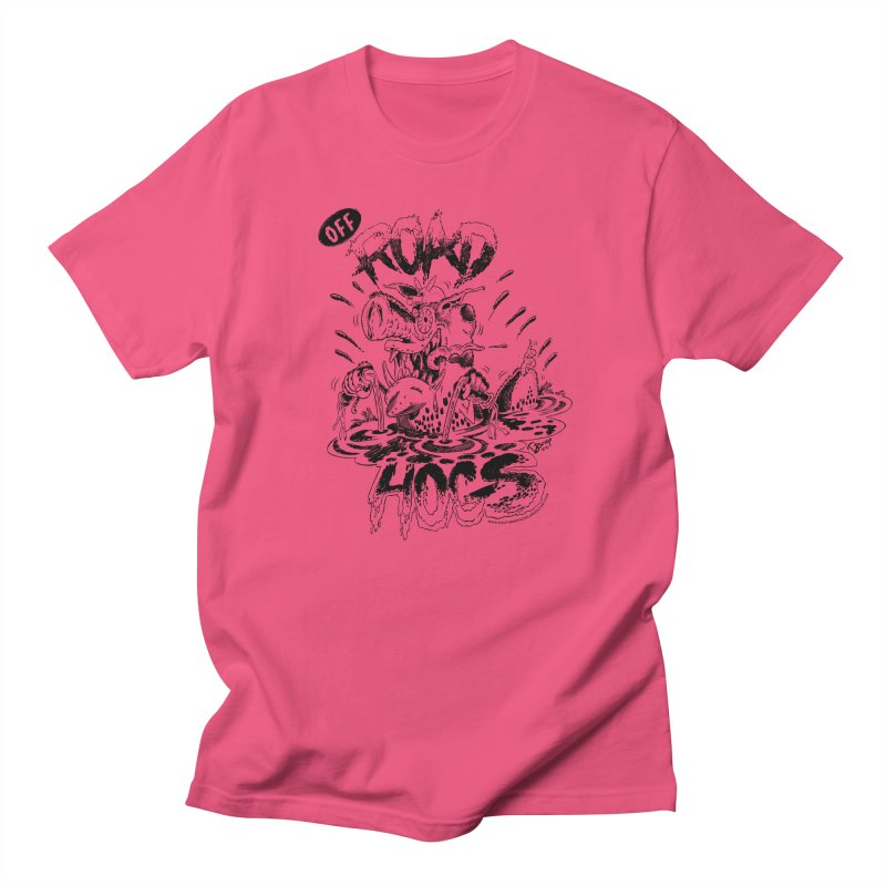 Off-Road Hogs Women's T-Shirt by righthemispherelaboratory's Shop