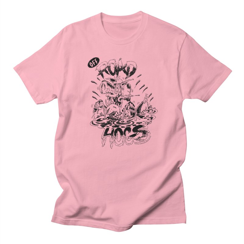 Off-Road Hogs Women's Regular Unisex T-Shirt by righthemispherelaboratory's Shop