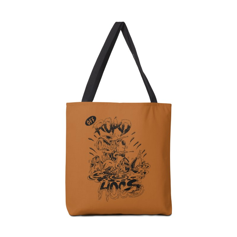 Off-Road Hogs Accessories Tote Bag Bag by righthemispherelaboratory's Shop