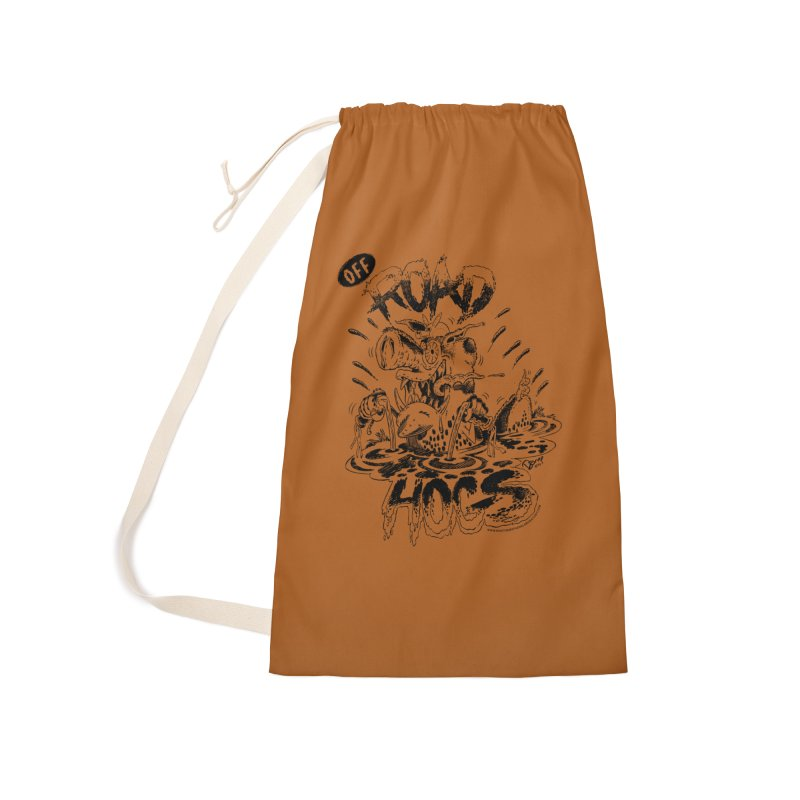 Off-Road Hogs Accessories Bag by righthemispherelaboratory's Shop