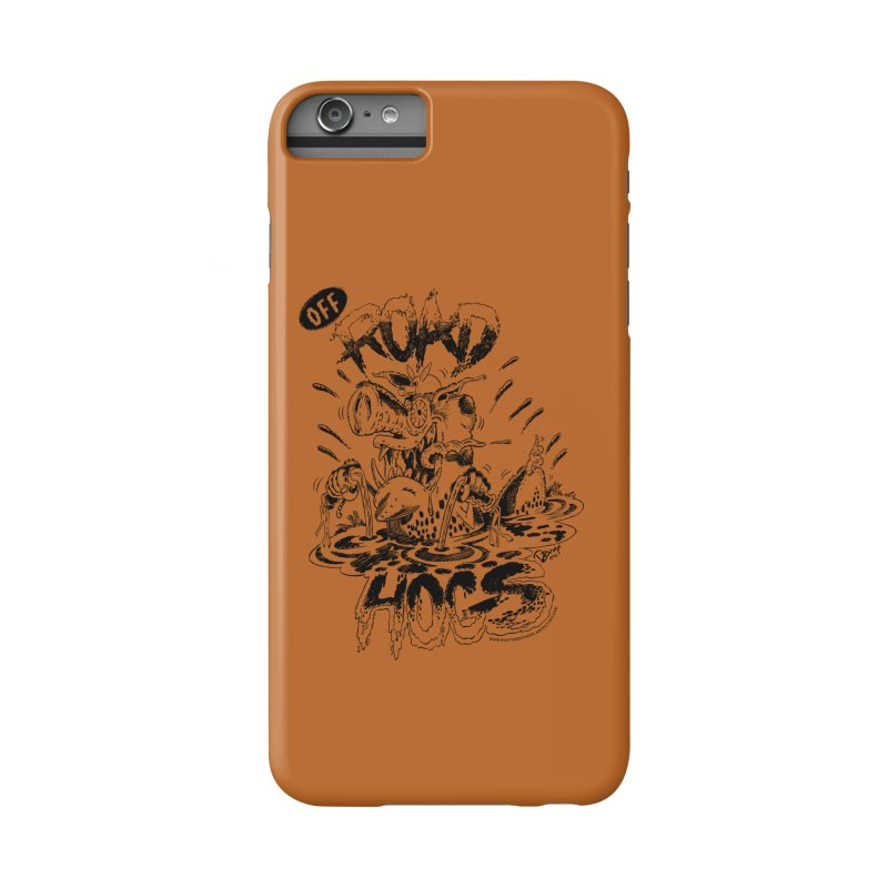 Off-Road Hogs Accessories Phone Case by righthemispherelaboratory's Shop