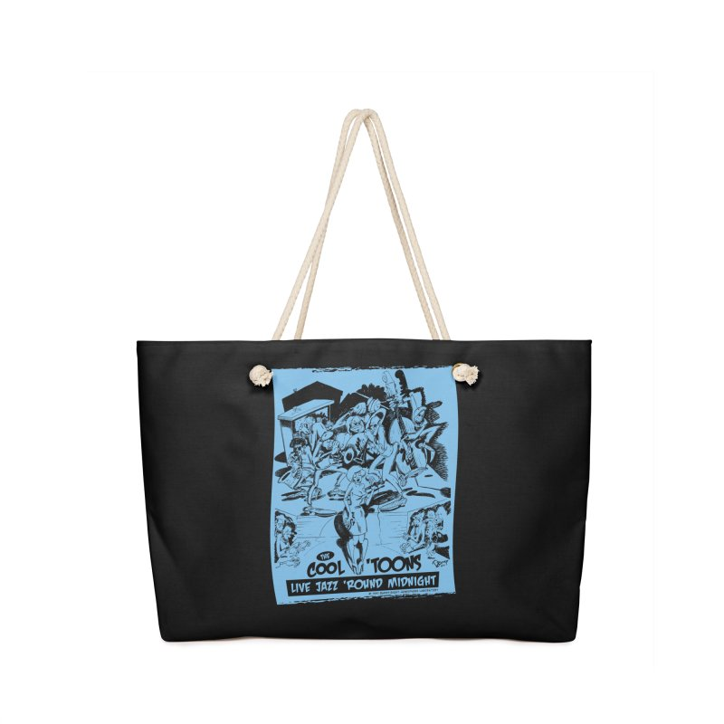 Cool 'Toons Accessories Bag by righthemispherelaboratory's Shop