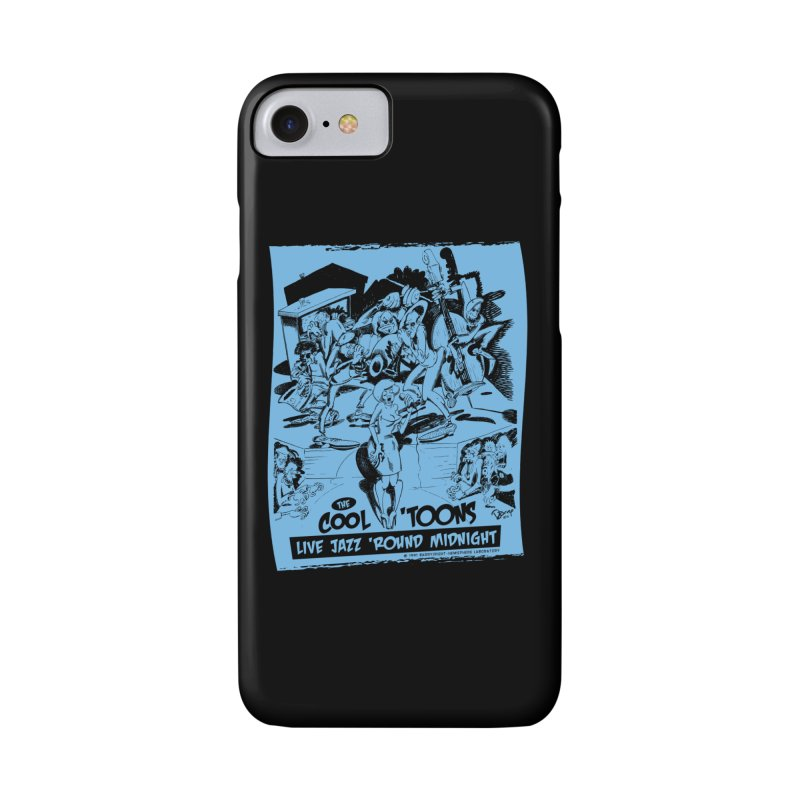 Cool 'Toons Accessories Phone Case by righthemispherelaboratory's Shop