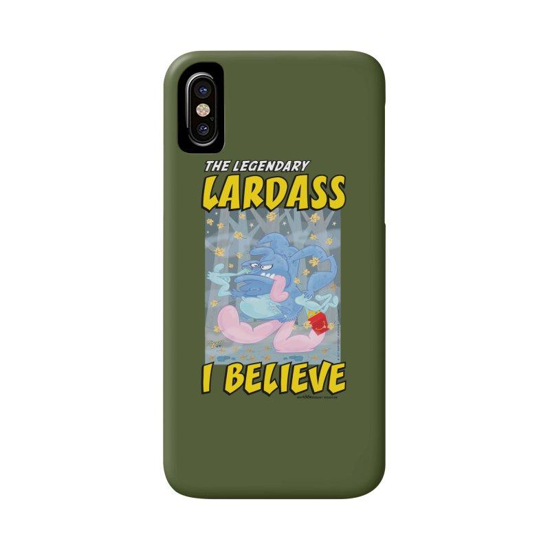 The Legendary Lardass Accessories Phone Case by righthemispherelaboratory's Shop