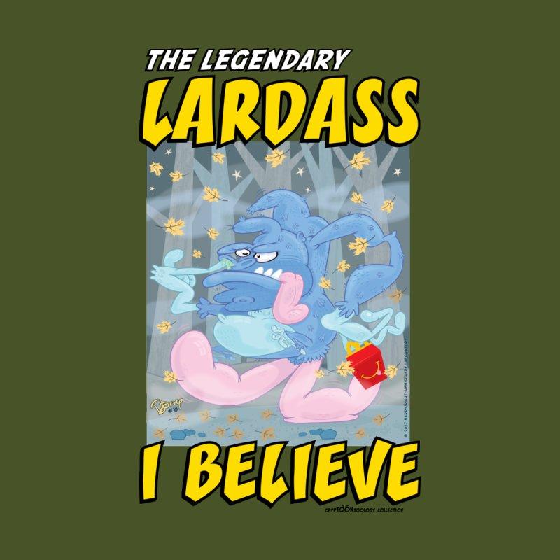 The Legendary Lardass by righthemispherelaboratory's Shop