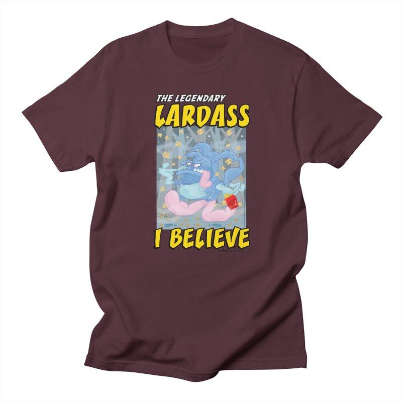 The Legendary Lardass Women's Regular Unisex T-Shirt by righthemispherelaboratory's Shop