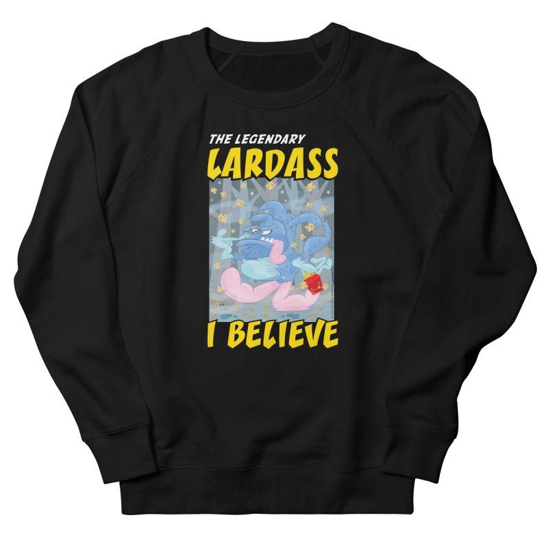 The Legendary Lardass Men's French Terry Sweatshirt by righthemispherelaboratory's Shop