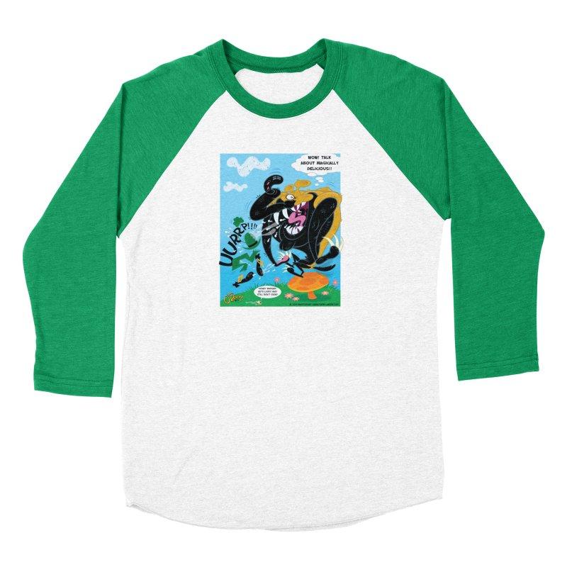 Honey Badger Gets Lucky Women's Longsleeve T-Shirt by righthemispherelaboratory's Shop