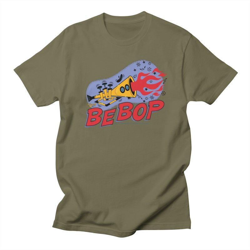 Bebop Trumpet Women's T-Shirt by righthemispherelaboratory's Shop