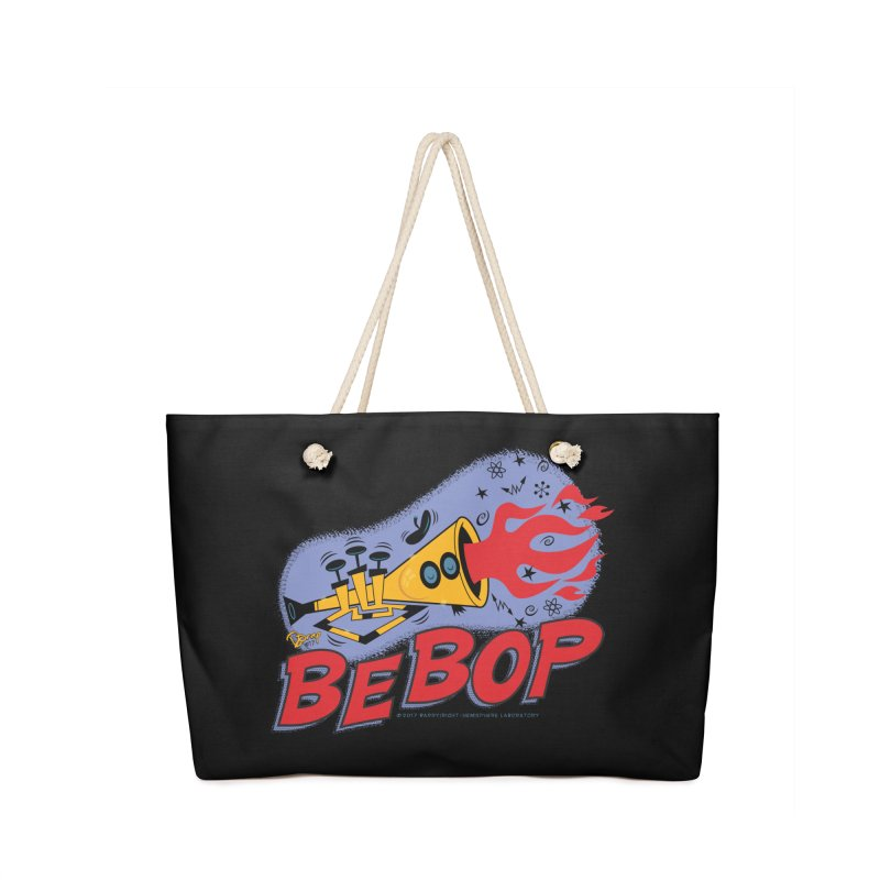 Bebop Trumpet Accessories Bag by righthemispherelaboratory's Shop