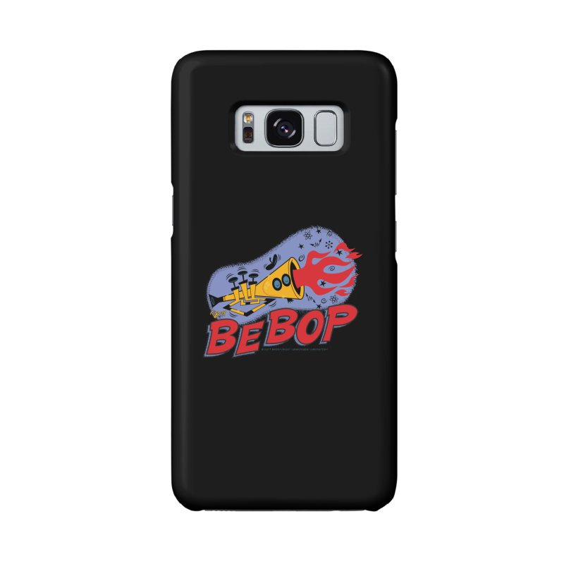 Bebop Trumpet Accessories Phone Case by righthemispherelaboratory's Shop