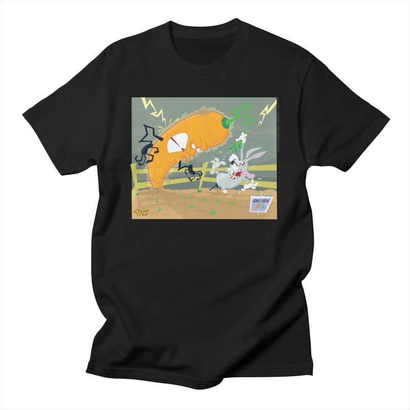 Bad Luck Bunny Men's T-Shirt by righthemispherelaboratory's Shop