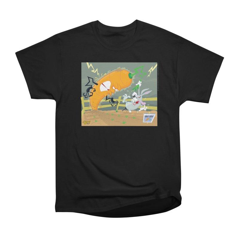 Bad Luck Bunny Men's Heavyweight T-Shirt by righthemispherelaboratory's Shop