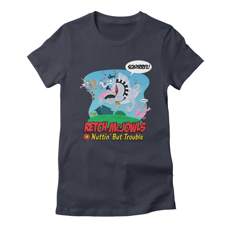 Retch McJowls Women's T-Shirt by righthemispherelaboratory's Shop