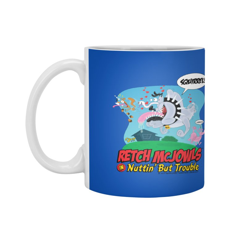 Retch McJowls Accessories Mug by righthemispherelaboratory's Shop