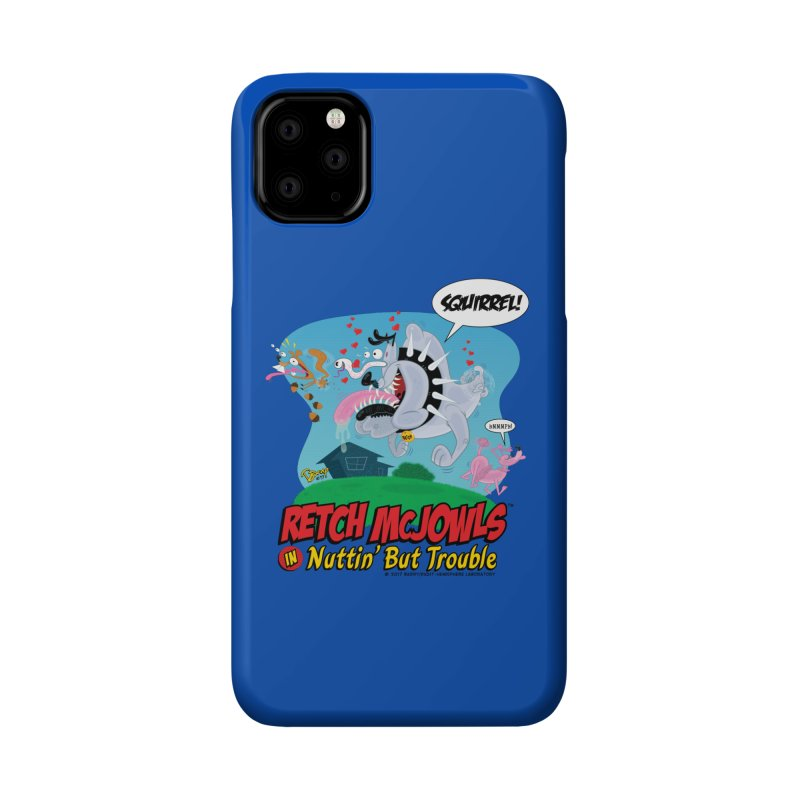 Retch McJowls Accessories Phone Case by righthemispherelaboratory's Shop