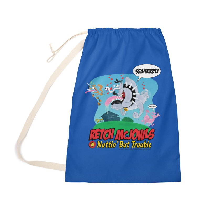 Retch McJowls Accessories Bag by righthemispherelaboratory's Shop