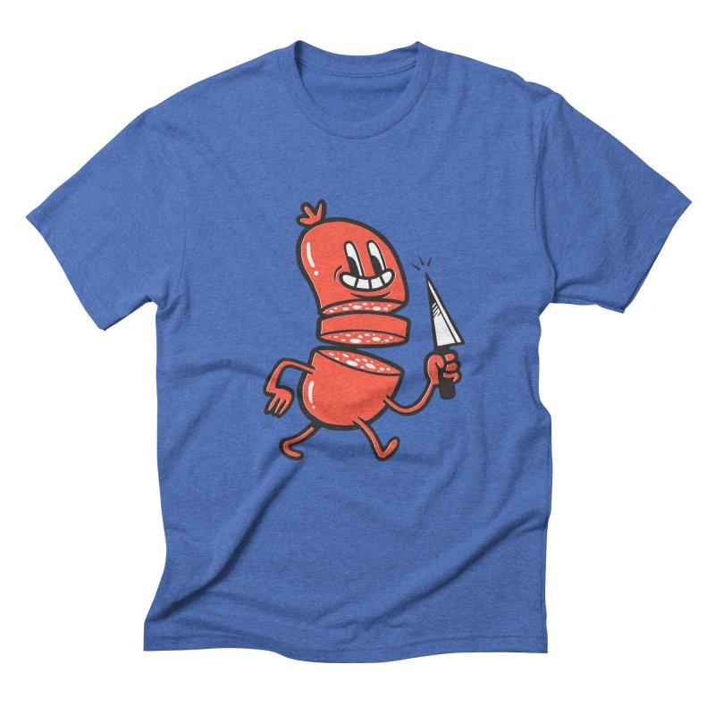 Accident Prone Men's Triblend T-Shirt by Rikcat