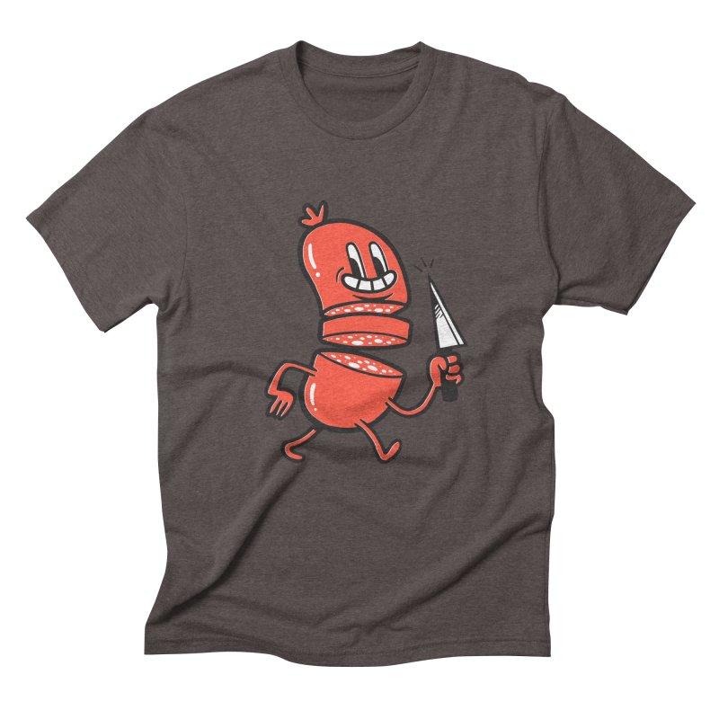 Accident Prone Men's T-Shirt by Rikcat