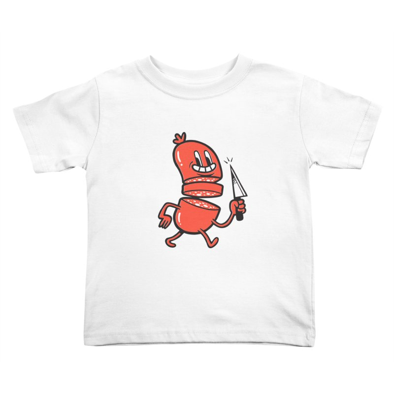 Accident Prone Kids Toddler T-Shirt by Rikcat